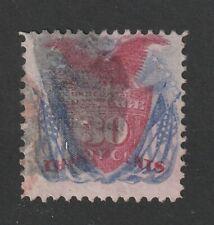 USA 1869 Scott # 121 vf used