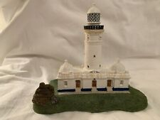 Harbour Lights Lighthouse 197 Macquarie, Australia, Coa, Low #697 c. 1997