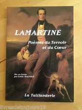 Poèmes du terroir et du coeur - Lamartine