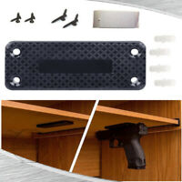Gun Magnetic Holder For Vehicles Home Office Concealed Magnet Holder Silicone