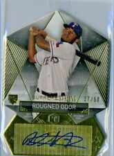 Rougned Odor 2014 Topps Supreme Styling 17/50 Certified Autograph Auto Card