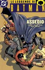 ASSEDIO LE LEGGENDE DI BATMAN DC DELUXE SUPERMAN CAVALIERE OSCURO PLAY PRESS JLA