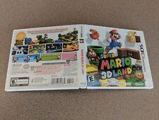 SUPER MARIO 3D LAND NINTENDO 3DS NRMT COMPLETE IN BOX!