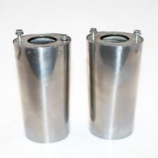 Harley Heritage Softail Classic Flstc 2000 Fork Covers