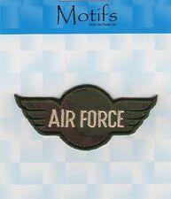 Fuerza Aérea Parche de hierro en apliques Motif, a estrenar