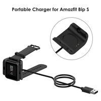 Ladegerät Ladestation Dock USB Kabel für Amazfit Bip S A1805 A1916 Smartwatch DE