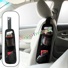 Car Seat Side Storage Organizer Interior Multi-Use Bag Accessory New