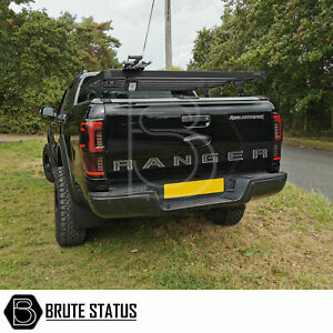 LED Tail Lights for Ford Ranger 2012-2021 Smoked Rear Tail Lamp Light T8