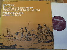 SAL 3688 Dvorak String Quintet in G etc. / Berlin Philharmonic Octet P/S