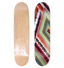 PETER PILOTTO designer Stop It Right Now abstract RS13 print skateboard deck NEW