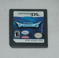 Spectrobes, Nintendo DS, 2007, Role Playing, E-Everyone, Free Shipping U.S.A.