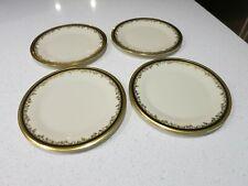 Lenox Eclipse Lot Of (4) Bread Plates