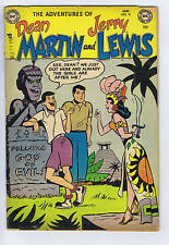 Adventures of Dean Martin and Jerry Lewis #10 DC 1954