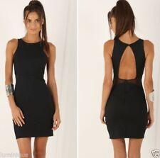 Mesh Stretch Short Sleeve Dresses for Women