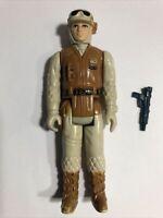 Vintage Star Wars Rebel Soldier Complete 1980 Hong Kong