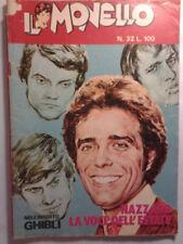 IL MONELLO ANNO 1972 N° 32