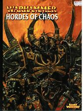 Warhammer Armies : Hordes of Chaos 2002 Fantasy Rulebook