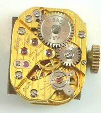 Vintage Mathey Tissot LDS Mechanical  Wristwatch Movement - Parts / Repair