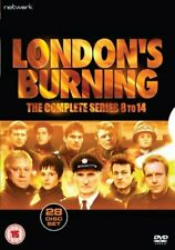 London S Burning The Complete Series 8 to 14 DVD
