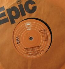 """ABBA - Take A Chance On Me ~ 7"""" Single"""