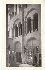 Hampshire Postcard - Winchester Cathedral - The Norman Transept    ZZ2559