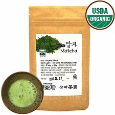 100% Pure Organic Tender leaf Green Tea Powder 40g, Matcha Ceremonial Grade