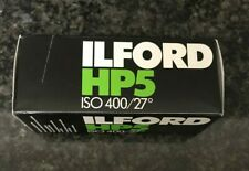 Ilford HP5 400 120 Film B&W expired film out of date