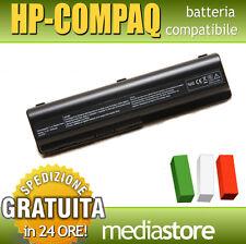 > BATTERIA per portatile HP Compaq Pavilion DV6-1025EM, dv6-1025ez, DV6-1027