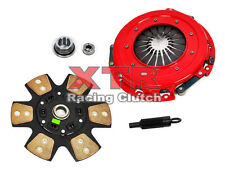 XTR RACING STAGE 3 CLUTCH KIT SET 86-01 FORD MUSTANG T5 TREMEC TKP TKO 26 SPLINE