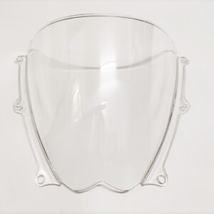 Double Bubble Windshield Windscreen Clear For Suzuki GSXR1000 K7 2007-2008 07 08