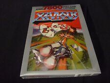 Xevious (Atari 7800, 1987) Brand New Factory Sealed