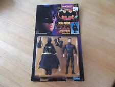 Batman Bruce Wayne The Dark Knight Collection Quick Change Figure - Kenner 1990