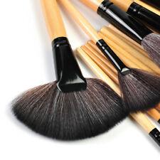 32Pcs Women Makeup Beauty Brush Set Soft Cosmetic Eyebrow Shadow Kits Xmas Gift