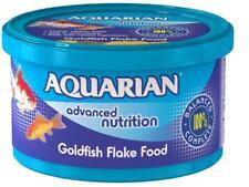 Goldfish Nourriture 50 G Flocons Aquarian Avancé Nutrition Haut In Vitamine C &