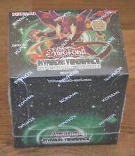 Yu-Gi-Oh! Invasion Vengeance Special Edition Display German 10 Packs Nip