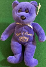 CELEBRITY BEARS 1998 Star #16 Shania Twain Queen of Country Bean Bag Plush MWMT!
