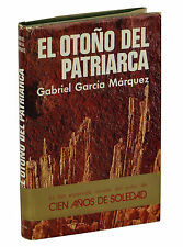 El otoño del patriarca by GABRIEL GARCIA MARQUEZ ~ SIGNED First Edition 1975 1st