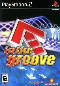 In the Groove - Playstation 2 Game