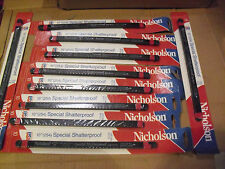63173 Nicholson Two Hundred 10 X 24 Tooth Hacksaw Blades Made In Usa 037103631732