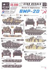 Star Decals 1/35 SOVIET BMP-2D IN AFGHANISTAN Part 4