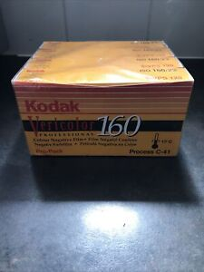 x20  Kodak Vericolor 160  Professional 120 expired colour negative film