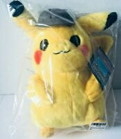 Pokemon Detective Pikachu Plush Stuffed Animal Toy 8 inches still in plastic