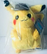 Pokemon Detective Pikachu Plush Stuffed Animal Toy 8 inches still in plastic