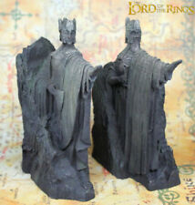 Hobbit The Lord of the Rings The Gates of Gondor Argonath Pair Bookends Resin.