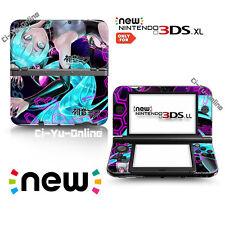[new 3DS XL] Hatsune Miku #5 VINYL SKIN STICKER DECAL COVER