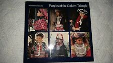 Book - Paul and Elaine Lewis : PEOPLES OF THE GOLDEN TRIANGLE 141205009