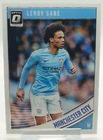 18/19 Leroy Sane Panini Donruss Optic Soccer Card
