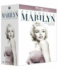 Eternelle MARILYN Collection de 7 Blu-ray  FREE Postage - mmoetwil@hotmail.com