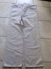 "Timberland Para hombres Pantalones Jeans Chino Beige Talla 34"". buen Estado."