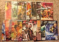 New Mutants Lot Marvel comics 20 issues comic 1 - 21 run minus 19 Xmen X-Force